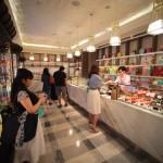 最受歡迎的蛋糕店慶祝新文華東方臺北糕點廚師