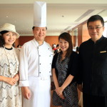 """The LALU"" Chinese cuisine""The Lake View"" Friendly lunch to the body in a healthy creative cuisine !"