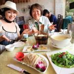 """最受歡迎的特色菜的新鮮的魚,在""""太陽和月亮餐廳芳太陽月亮餐館""""太陽月亮湖漁reta !"""
