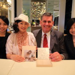 Talk with Michael Ziemer as the new Mandarin Oriental Taipei GM