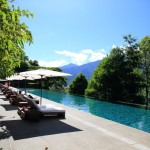 """""""The LALU"""" Rest time in the infinity pool side facing the Sun Moon Lake"""