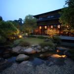 """""""春餘園子"""" 寧靜的世外桃源餐廳感受到心靈的禪山的淡水"""