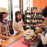 「The LALU 涵碧樓」ティーショップで人気の日月潭台茶18號紅茶を試飲
