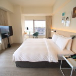 """Amba Taipei Songshan"" High-rise floor corner room that Taipei 101 can overlook!"