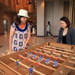 「amba  Taipei 松山」遊び心満載でユニークな施設や設備が備わるデザインホテル