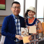 """amba taipei Songshan"" GM in the traditional arts and crafts of the Toyama ""Tin is in"" giveaway!"