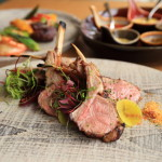 「amba Taipei 松山」BBQスタイルのレストラン「que」でカジュアルランチ!