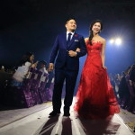 """Taipei beautiful Fuzhou University Hotel Grand Mayfull"" Timothy&Amber wedding receptions"