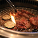 In Toyama in the BBQ House Imperator Toyama-Ekimae shop popular volume out BBQ lunch!