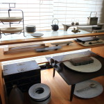 Wood works using traditional technologies created Shimoo Design shimoo couple