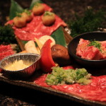 燒烤餐廳製造商日本老歡呼新沂店主與配對團隊男噴泉
