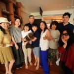 台灣早餐朋友家參觀!它迎接熱情感謝台灣人的心臟豐富!