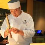 「台北美福大飯店 Grand Mayfull」 台湾で和の繊細さを感じられる日本料理「晴山」