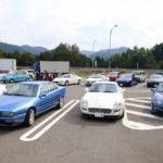 「Maserati Autumn Touring in 飛騨高山」新旧マセラティが集う!