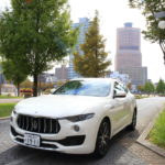 Levante's new SUV Maserati Hamamatsu attention appeared in Hamamatsu!