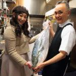 """我們有偉大的冬季武裡從""""烹飪閥女忍者""""最高可超過 10 公斤富山"""