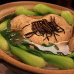 クラウンパレス内の中国料理「鳳凰」で不老長寿の秘薬「冬虫夏草」を食す会