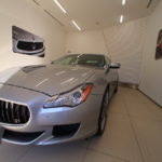 The NEW Quattroporte Maserati Hamamatsu joins new home!
