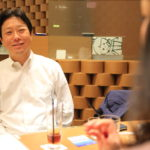 "Takahashi Masato ""eggs'n"" Rakuten market officer and information exchange"