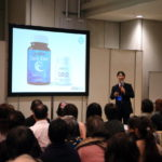 """ZENNOA Senna"" raw food Association President Domon's new business development in Japan"