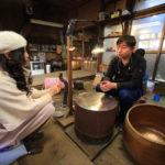 「シマタニ昇龍工房」日本の鋳物が世界へ羽ばたく!形を変幻させる錫100%の器