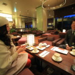 "Meeting with the President of the ""nagoyawestincatle"" MT Salon onde group"