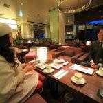 """與""""nagoyawestincatle""""MT 沙龍就這一次集團總裁會晤"""