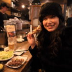 "Yakitori House sumire oimachi branch ""popular chicken chains such as Cafe dining"