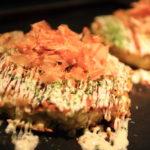 "Okonomiyaki ""Kokoro"" surface crispy in fluffy Shizuoka Prefecture No. 1"