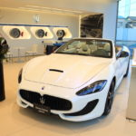 """Maserati Hamamatsu in your new year! Our Maserati's ride on the good news!"