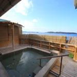 「加太淡嶋温泉 大阪屋ひいなの湯」美人の湯とも称される重曹泉の温泉