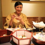 """Kada awashima Onsen osakaya hiina no Yu"" carefully selected ingredients you can enjoy accommodation boasts of examination"