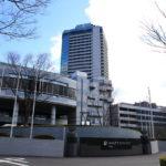 酒店凱悅麗晶大阪大阪灣和海灣的景致