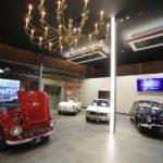 「ジーライオンミュージアム」60~70年代のヒストリックカーを展示販売