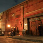 US Steakhouse was born at GLION STEAK HOUSE red brick warehouse