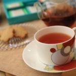 神戸紅茶の香りに癒やされてスイーツづくりに励む日々