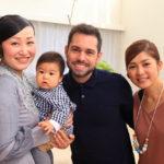 オーストラリアより舞い降りた天使と日本食ホームパーティ