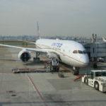 在美國三藩市通過從羽田機場到猶他州的聯合航空公司