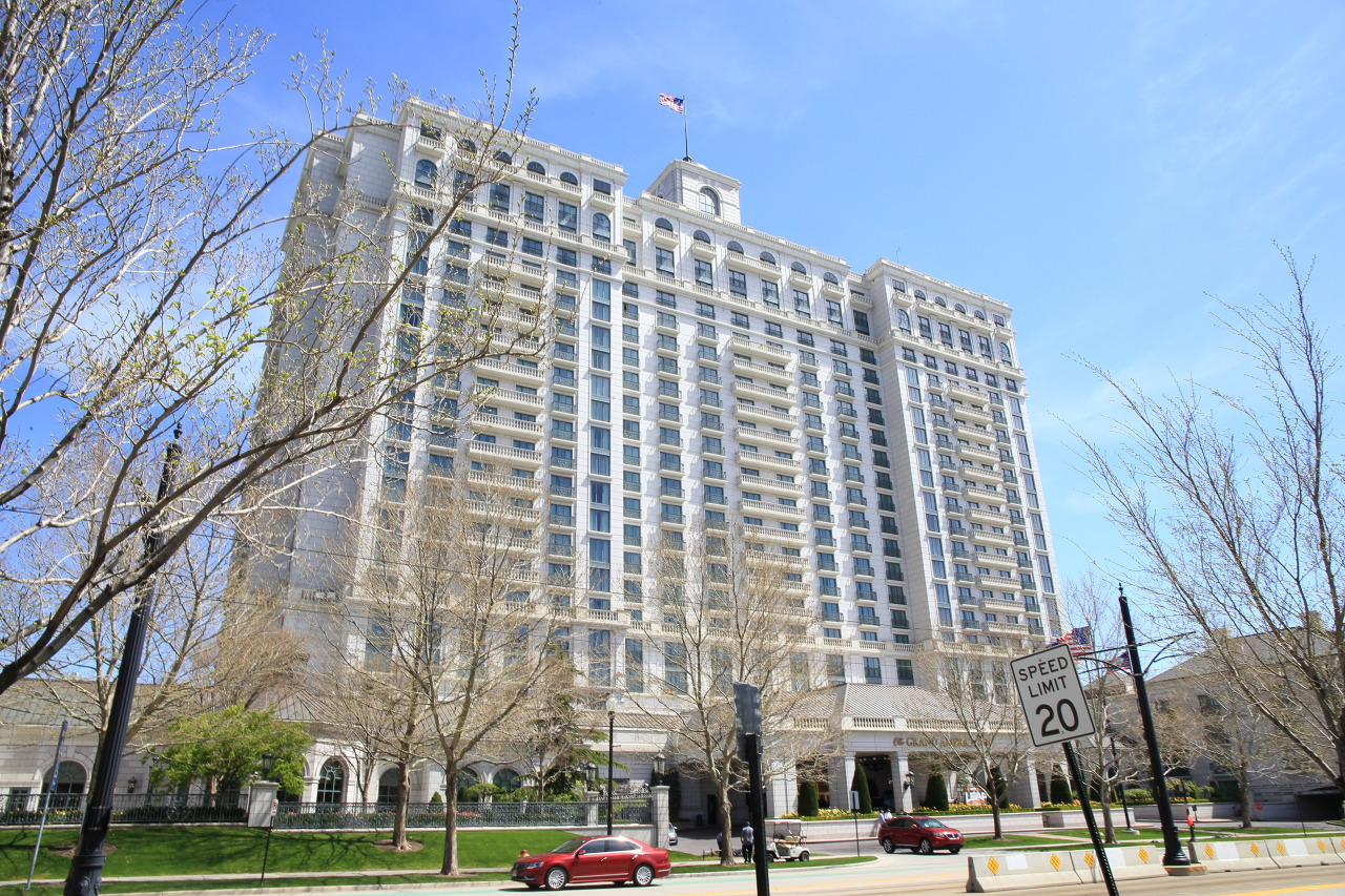 Situated In The Center Of United States America Salt Lake City Five Star Hotel Grand