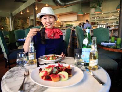 Talking about cool on 'HSL' Salt Lake City restaurants