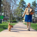 """Provost"" America's pet sitter of the believe it or not! Walk the dog"