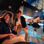 「赤坂 dot&blue」ジャズピアノの音色と粋な音楽をワインと共に!