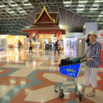 Arrive at suvarnabhumi international airport in Bangkok would be Thailand's gateway