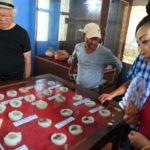 「ティラウラコット博物館」カピラヴァストゥ王宮跡地の発掘品を展示