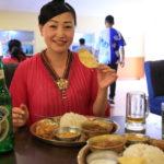 """""""酒店 Tilurkot""""在尼泊爾擁有在日本餐館中打開"""