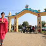 ブッダの故郷カピラヴァストゥを南下しインドとネパールを繋ぐ国境へ