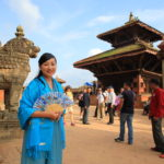 "Durbar square in Bhaktapur was filmed movie ""Alize'!"