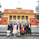 "Center of politics in the capital Kathmandu Valley ""Presidential Office"" to visit!"