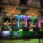 "World Heritage sites in Nepal ethnic music band ""KUTUMBA"" live.&Birthday party!"