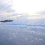 タイの「スワンナプーム国際空港」より日本の「成田国際空港」へ